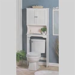 bathroom storage over the toilet white cabinet organizer