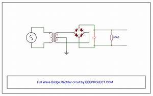 Full Wave Rectifier Circuit Working And Application