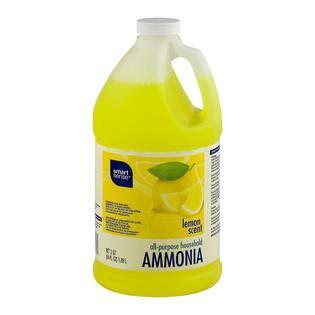 ammonia for cleaning floors smart sense lemon scent ammonia