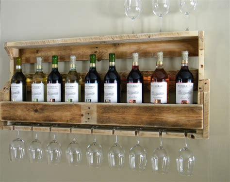wood pallet wine rack 18 useful and easy diy ideas to repurpose pallet wood