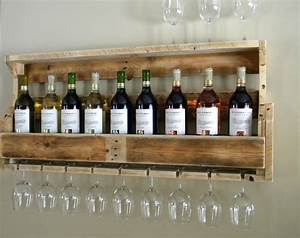 How, To, Build, Your, Own, Pallet, Wine, Rack