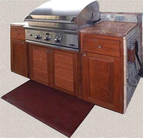 outdoor kitchen cabinet doors doors outdoor kitchen custom teak marine woodwork 3828