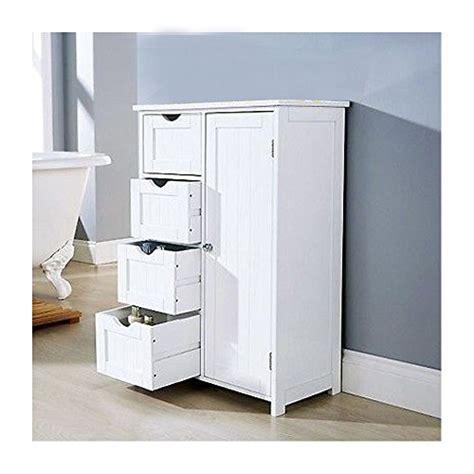 anaelle pandamoto commode de meuble de rangement avec 4 tiroirs 1 porte sur salon chambre
