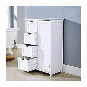 anaelle pandamoto commode de meuble de rangement avec 4 With porte d entrée pvc avec grand meuble salle de bain