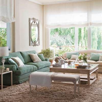 sofa verde para salon 7 sal 243 n con sof 225 verde alfombra de pelo largo marr 243 n