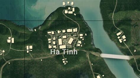 descubra onde esta  loot  novo mapa sanhok de pubg