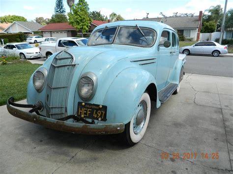 1935 Desoto Airflow For Sale #1978122