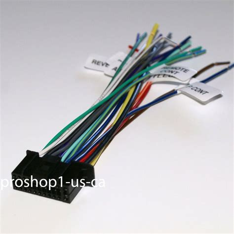 Kenwood Dnx Dnxhd Wire Harness Wiring