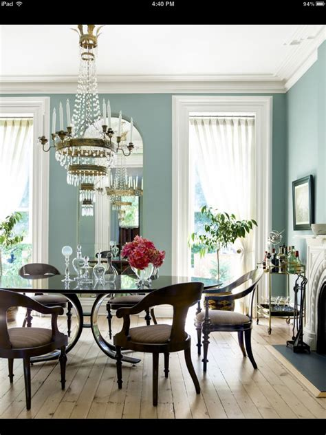great wall color elegant decor dining room dining