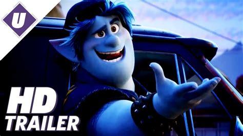 onward  official teaser trailer disney pixar