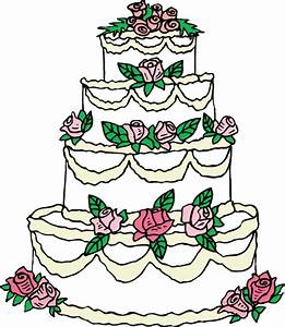 Best Wedding Cake Clip Art #17130 - Clipartion.com