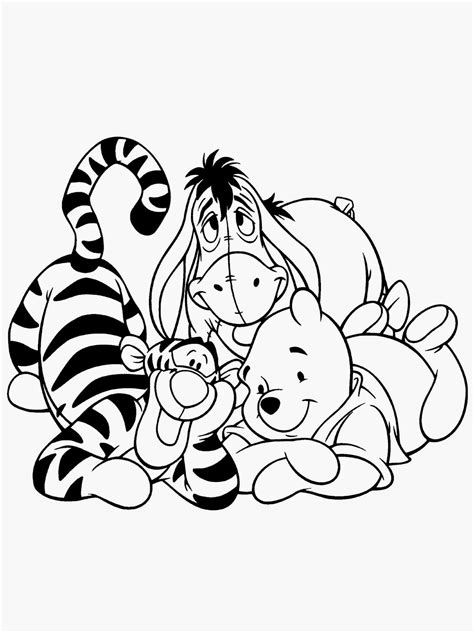 winnie  pooh coloring sheets  coloring sheet