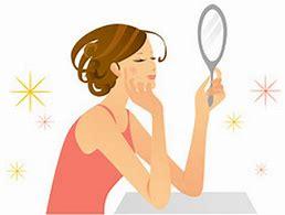 美肌 イラスト に対する画像結果