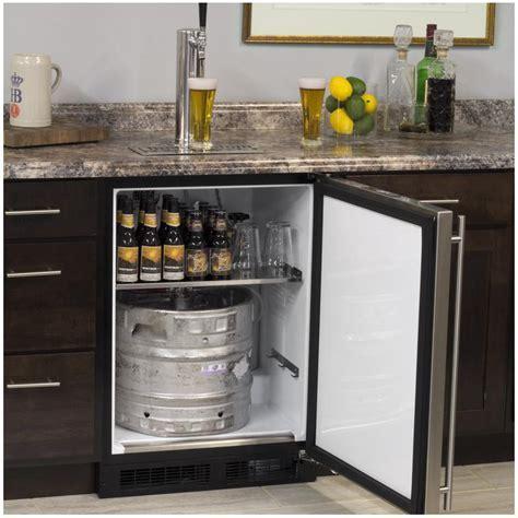 Marvel 24 Inch Right Hinge Single Tap Beer Dispenser