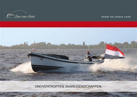 Van Gent Sloep sloep in beeld jan van gent sloepen daemes op de golven