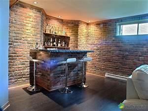 Bar De Maison : comptoir bar maison ~ Teatrodelosmanantiales.com Idées de Décoration