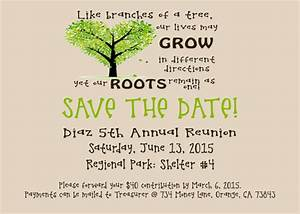 save the date flyer family reunion printable digital With sample family reunion save the date letter
