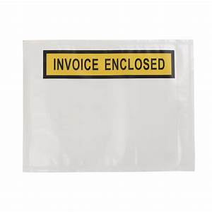 Invoice enclosed envelope 150 x 115mm box of 1000 for Invoice enclosed envelopes