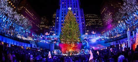 winspire experience rockefeller center tree lighting