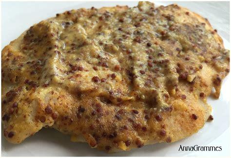cuisine casher escalopes de dinde miel moutarde annagrammes cuisine