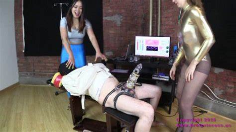 Pretty Ex Stepdaughter Providing An Excellent Female Smothering With Humiliation