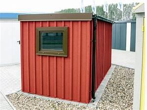Gartenhaus Mit Fenster : gartenhaus aus metall mit dekor putz holz ziller ~ Whattoseeinmadrid.com Haus und Dekorationen