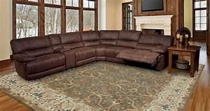 pegasus 6 piece modular reclining sectional best deal With modular sectional sofa with recliner