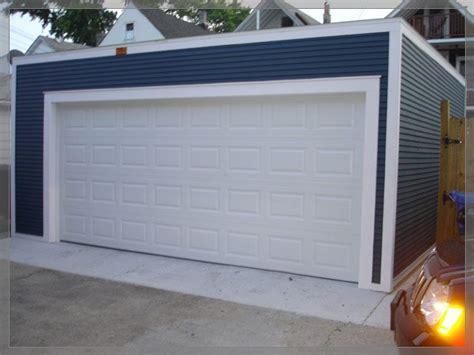 Flat Roof Garage  House Ideas  Pinterest  Flats, Garage