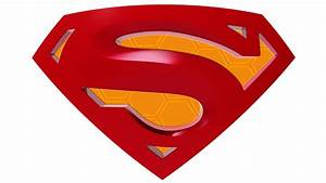 3D Superman Logo by llexandro on DeviantArt