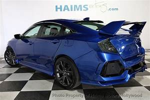 2017 Used Honda Civic Sedan Si Manual At Haims Motors
