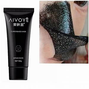 Black Mask Blackhead Removal Peel Off Masks Deep Cleansing ...