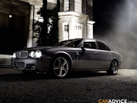 how do i learn about cars 2008 jaguar s type security system jaguar xj gets new look for 2008 photos 1 of 21
