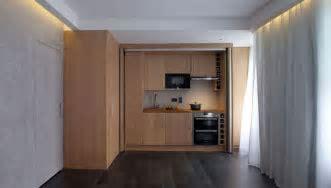 Small Modular Apartment in London, England