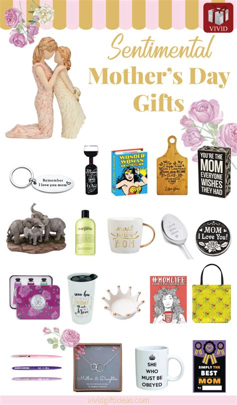 sentimental mothers day gift ideas vivids gift ideas