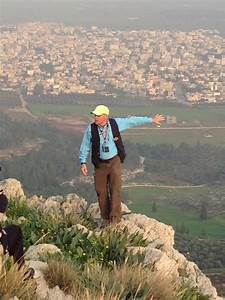 On the Precipice - Biblical Israel Tours