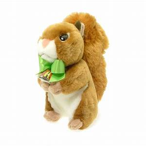 Soft Toy squirrel - from Friars UK