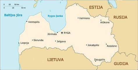 Latvija - Turistički vodič - Naputovanje.net
