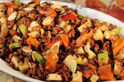 Autumn Harvest Salad Meal Planning Maven