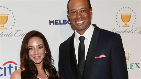 Tiger Woods car crash: Girlfriend Erica Herman visits golf ...