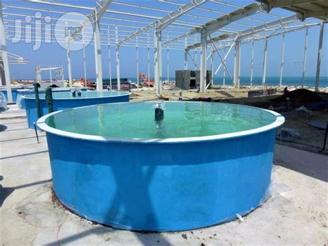frpgrp fibre reinforced plastic type fish farming tanks