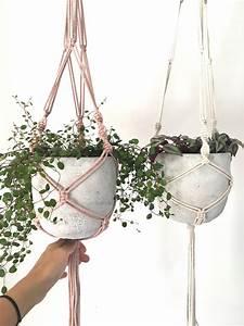 Makramee Blumenampel Kaufen : freue mich euch diesen artikel aus meinem shop bei etsy ~ A.2002-acura-tl-radio.info Haus und Dekorationen
