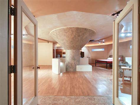 nuclear missile silo converted  luxury home idesignarch interior design architecture