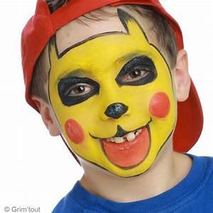 Maquillage Enfant Facile : maquillage de pikachu facile id es conseils et tuto ~ Melissatoandfro.com Idées de Décoration