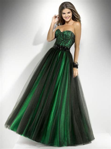 green prom dresses dressedupgirlcom