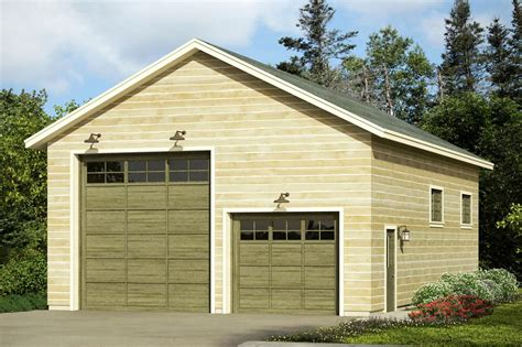 Garage Design Plans by Traditional House Plans Rv Garage 20 093 Associated