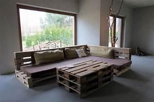 Acheter Meuble En Palette Bois : id es de meubles et d corations en palettes de bois ~ Premium-room.com Idées de Décoration