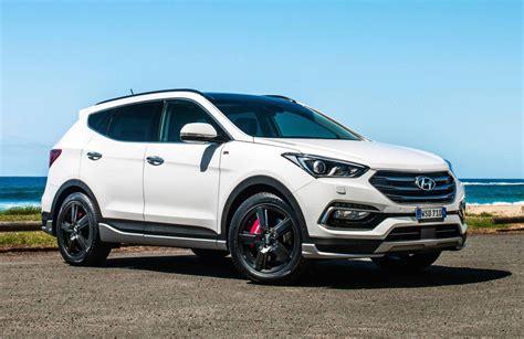 Hyundai Sante by 2016 Hyundai Santa Fe Series Ii On Sale In Australia From