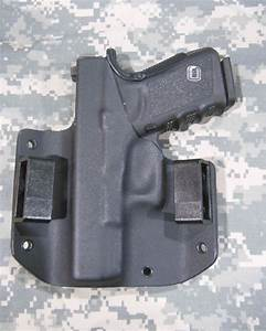 Serpa Holster With Light Beretta 92fs Owb Tactical Kydex Holster
