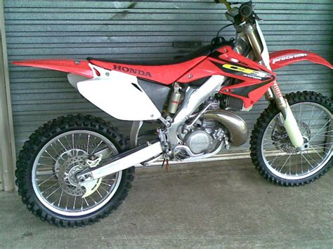 used motocross 2003 honda cr250r moto zombdrive com
