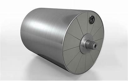 Yankee Dryer Steel Rapid Advantages Acceptance Development